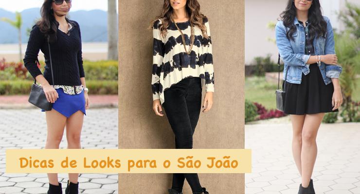 Dicas de looks para o São João!