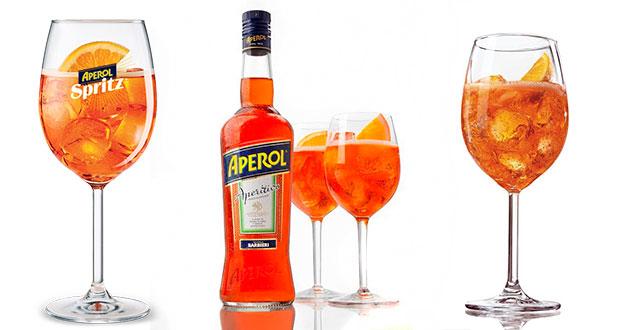 Receitas: Drinks com Aperol !