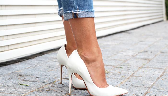 Como usar sapato branco (sem parecer médico!)