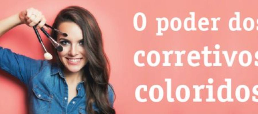 Dicas: Pra que servem os corretivos coloridos ?