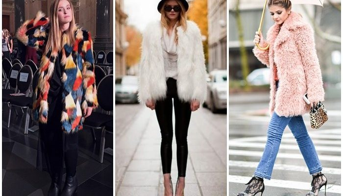 Trendy: Faux Fur !!!