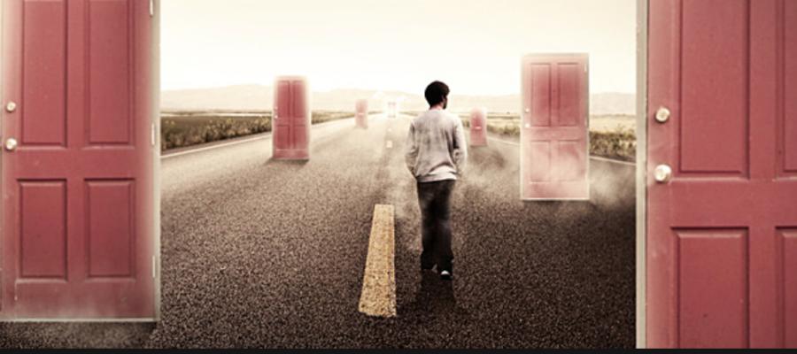 Mensagem: Portas fechadas