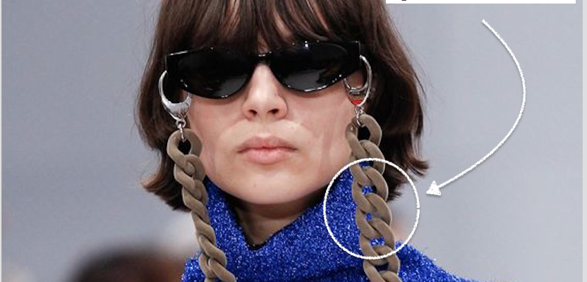 Eyewear Chains – ja é tendencia !