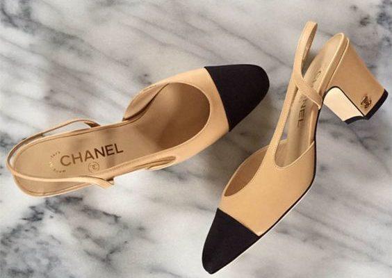 Tendencia: Sapato Bicolor