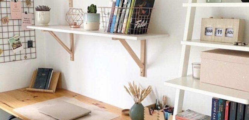 Inspirações de Home Office pra você montar o seu cantinho em casa!