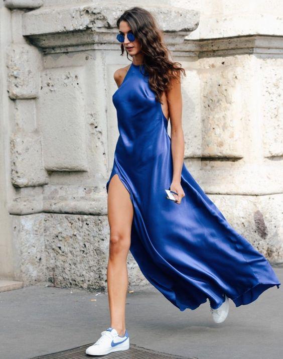 vestido-de-cetim-tenis