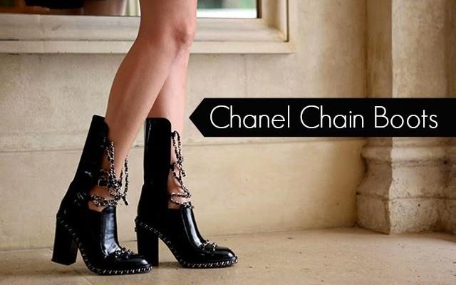 Chain Boots ou Bota de correntes