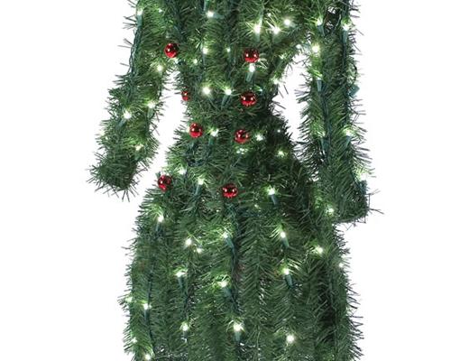 Árvore de Natal fashionista