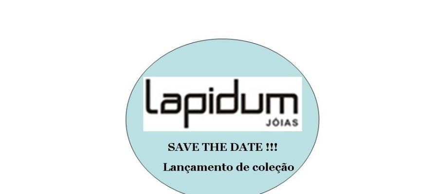 Save the date – Lapidum Jóias