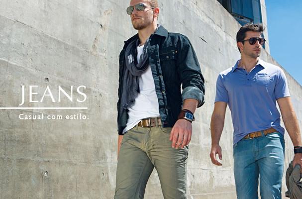 Jeans masculino VR