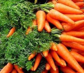 Dica de saúde: Suflê de cenoura no microondas