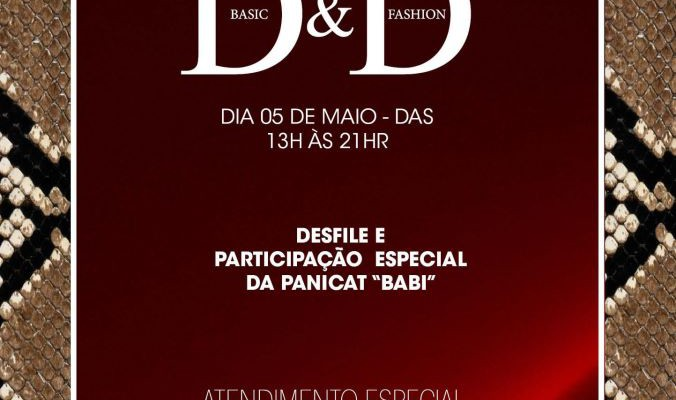 SAVE THE DATE D&D