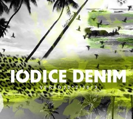 Iódice Denim Verão 2013 na D&D !!!