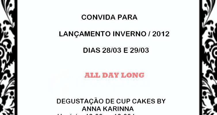 Lançamento de coleção e degustação de cupcakes na Viviana Calçados !!!